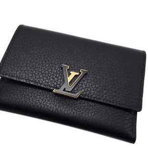 New Louis Vuitton Women's Capucines Compact Wallet